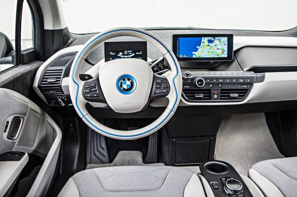 (i3. Credit: BMW)