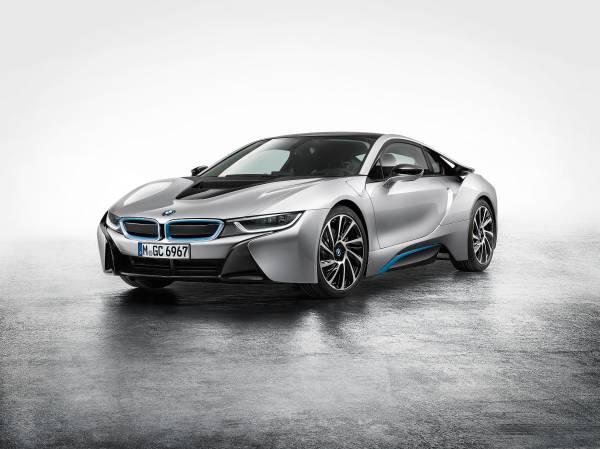 (i8. Credit: BMW)