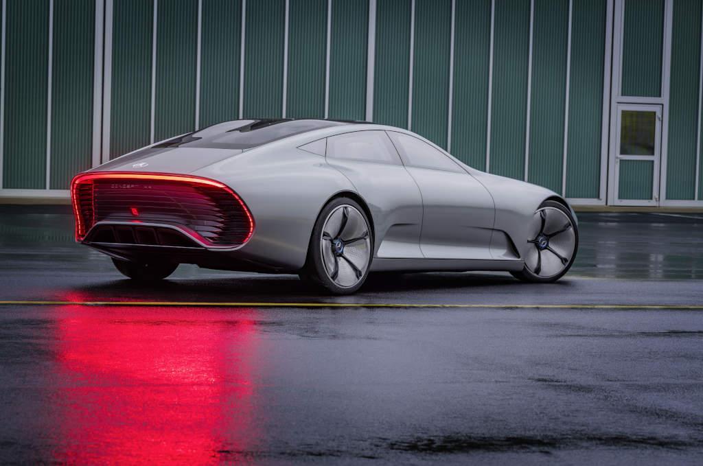 (Mercedes-Benz IAA concept. Credit: Daimler)